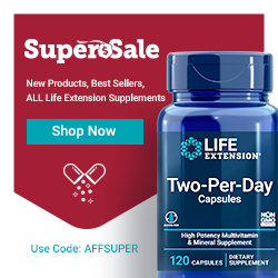 Life Extension SuperSale