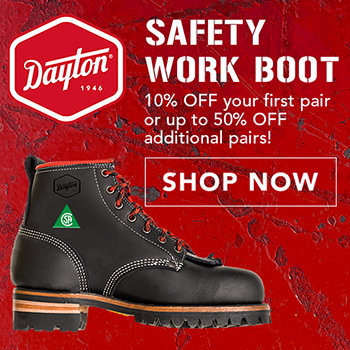 DAYTON Boots Hand Crafted